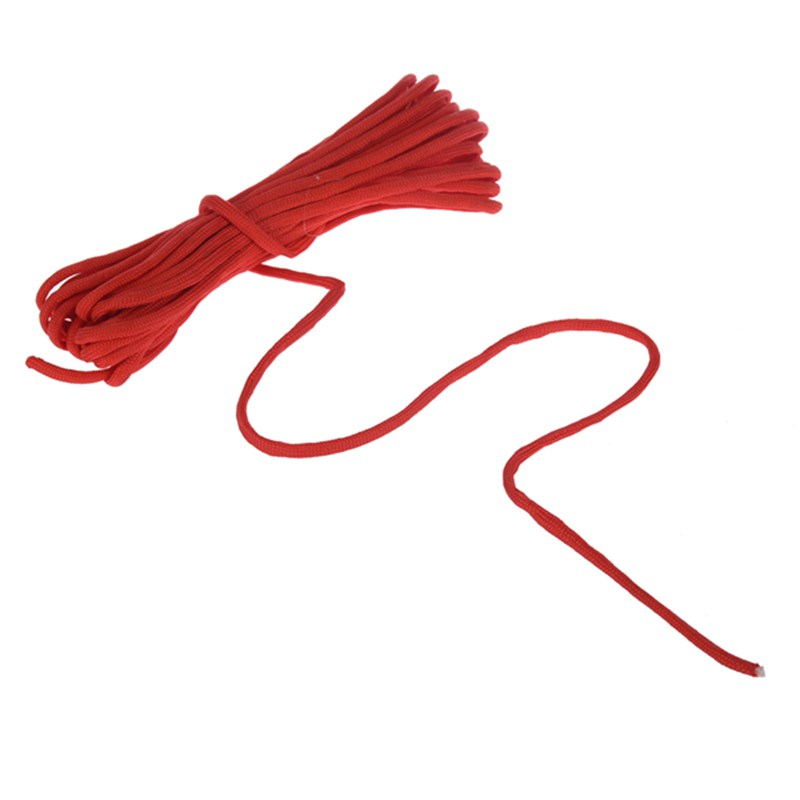 thumbnail 7 - Paracord 550 Parachute Rope 7 Core Strand for Climbing Camping Buckle Rope T8A5