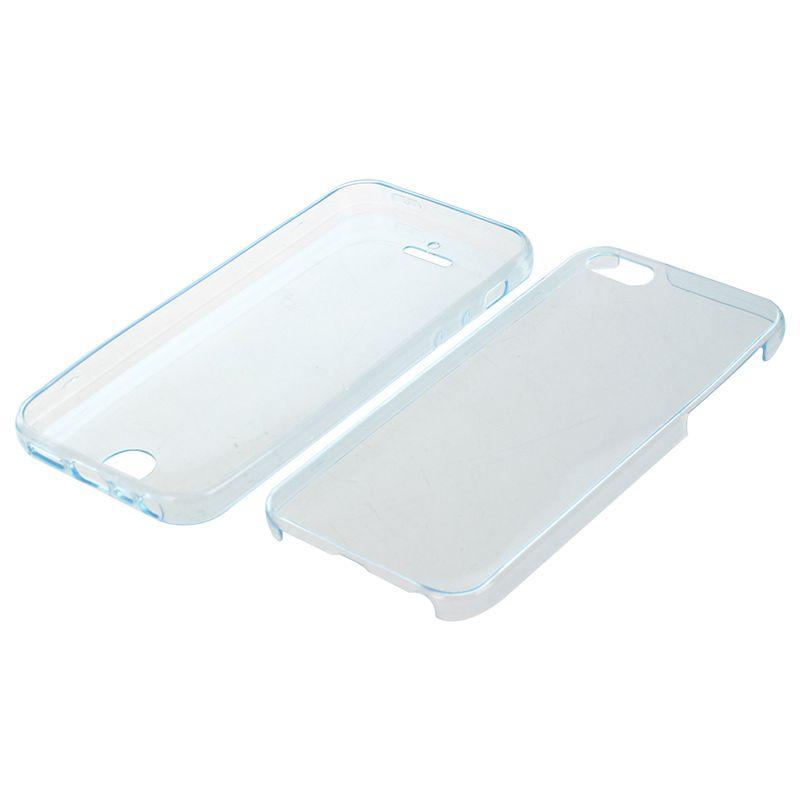 360-Grad-Praktisch-Huelle-Rundum-Schutz-Cover-Tasche-TPU-Case-Vorne-Hinte-R1T9 Indexbild 4