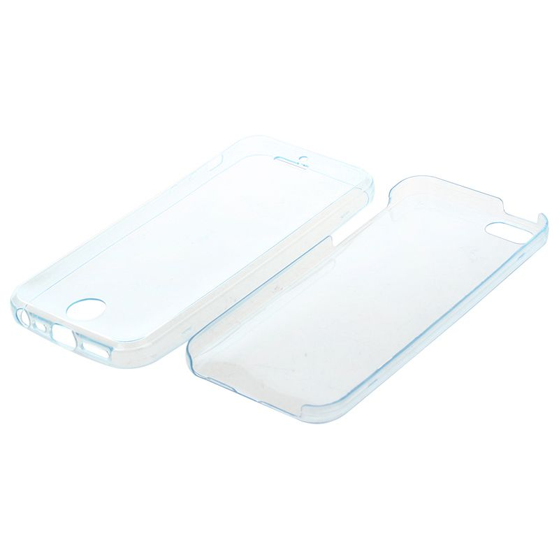 360-Grad-Praktisch-Huelle-Rundum-Schutz-Cover-Tasche-TPU-Case-Vorne-Hinte-R1T9 Indexbild 5