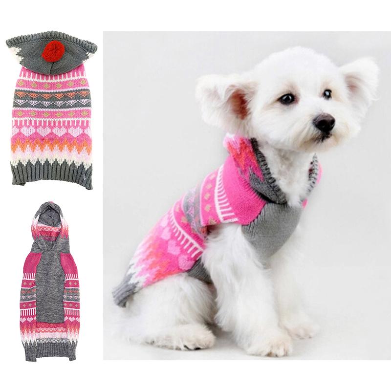 classcic ufficiale a disposizione 3X(Cane maglione del gatto del fiocco di neve maglione con ...