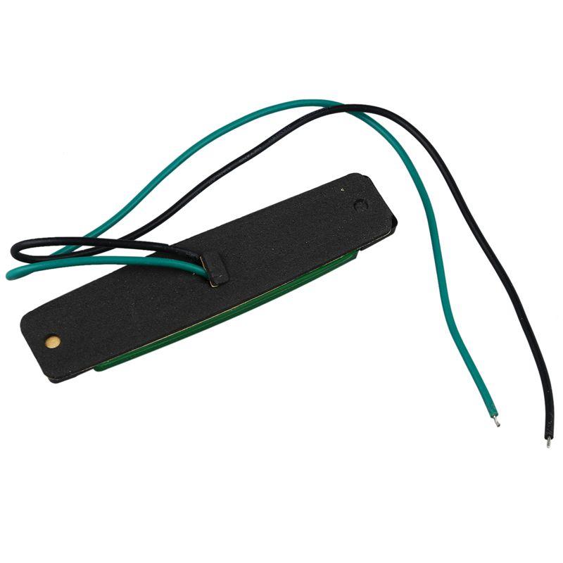 2X-12V-6-LED-Lampara-de-marcador-lateral-Faro-Luz-indicadora-para-coche-cami-T3 miniatura 9