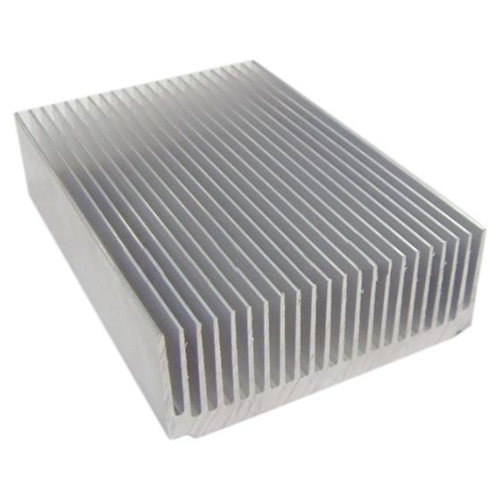 aluminum heat sink heatsink for high power led amplifier transistor v7g2 192090605750 ebay. Black Bedroom Furniture Sets. Home Design Ideas
