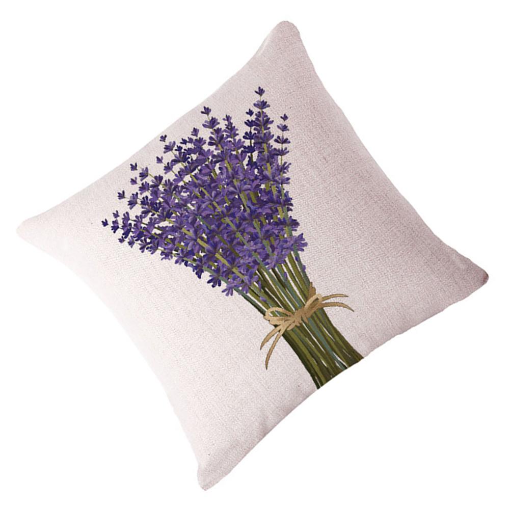 Cat Pillow Case Sofa Waist Throw Cushion Cover Home Decor New Gift C8I1