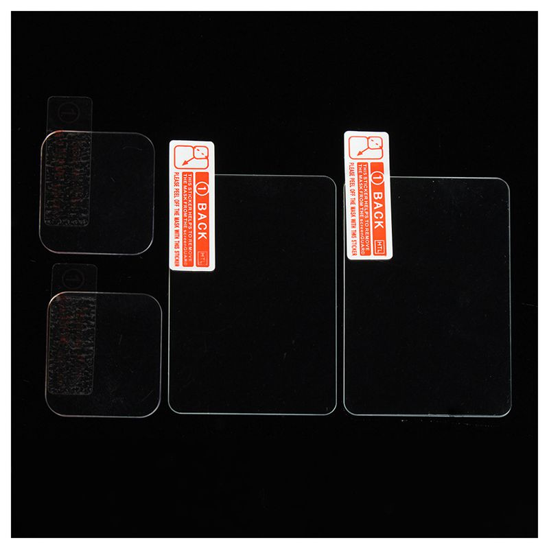 1X-2x-LCD-Screen-Lens-Screen-Protector-Film-Tempered-Glass-For-GoPro-Hero-5-I3F6 thumbnail 3
