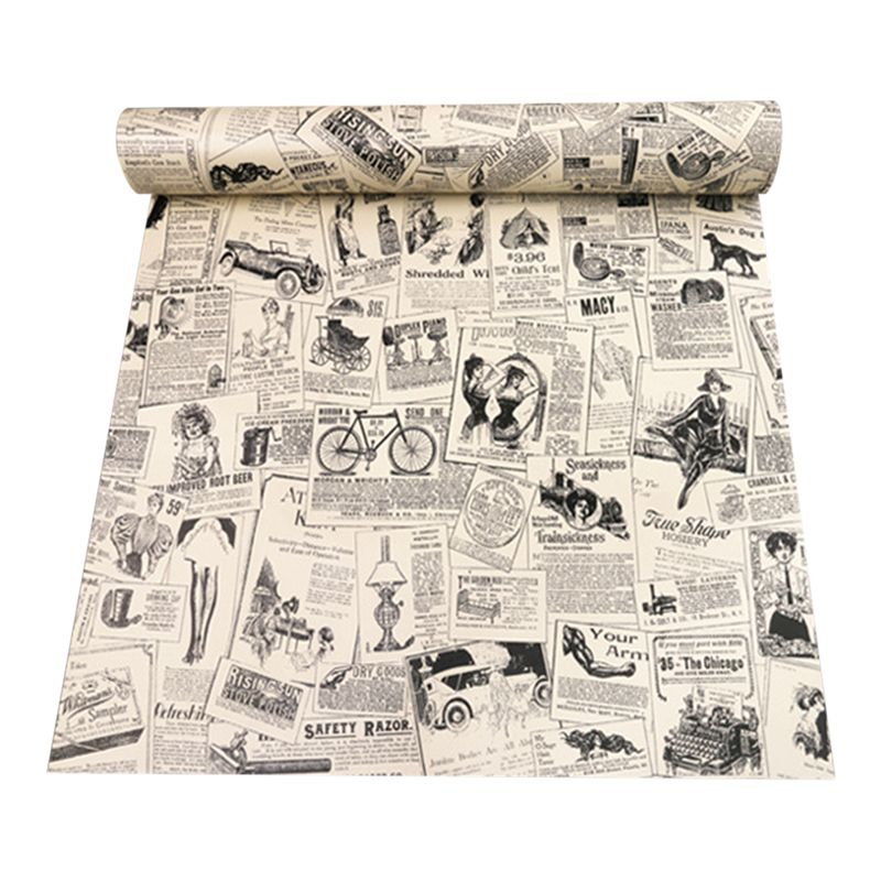 3D-retro-stereo-imitation-newspaper-pattern-waterproof-wall-stickers-self-a-P2Q0