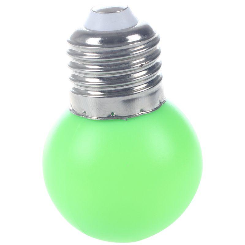 E27-LED-Light-Bulb-Plastic-Bulb-0-5W-Power-N1X3 thumbnail 11