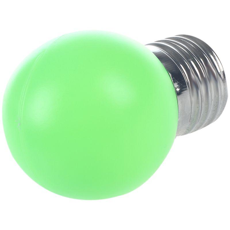 E27-LED-Light-Bulb-Plastic-Bulb-0-5W-Power-N1X3 thumbnail 12