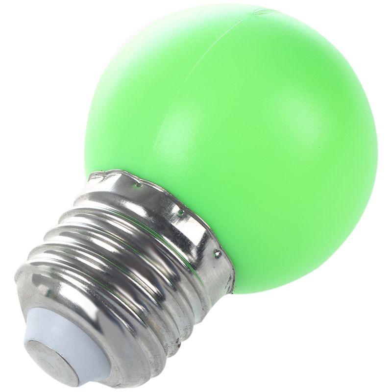 E27-LED-Light-Bulb-Plastic-Bulb-0-5W-Power-N1X3 thumbnail 13