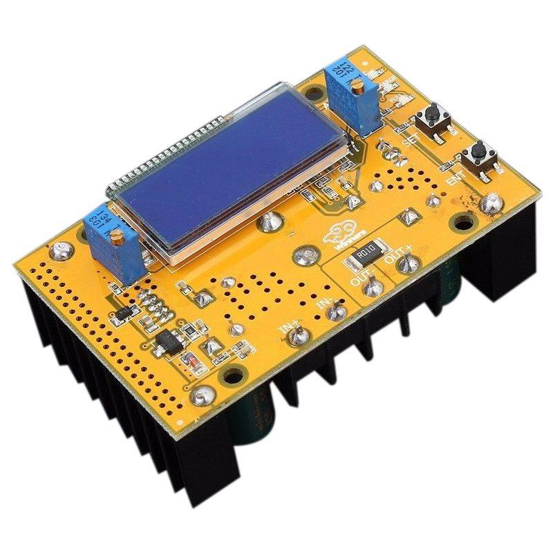 Dual-Display-10A-DC-DC-High-Power-Adjustable-Step-down-Module-Voltage-amp-Cur-N8U8