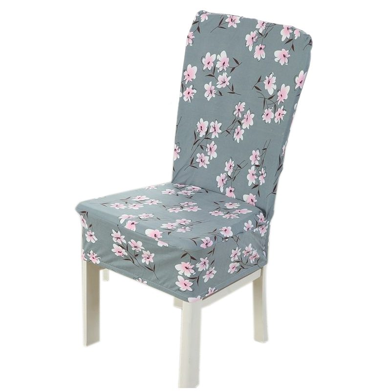 Fitted Dining Room Chair Covers: Chair Cover Dining Room Wedding Banquet Removable Easy Fit