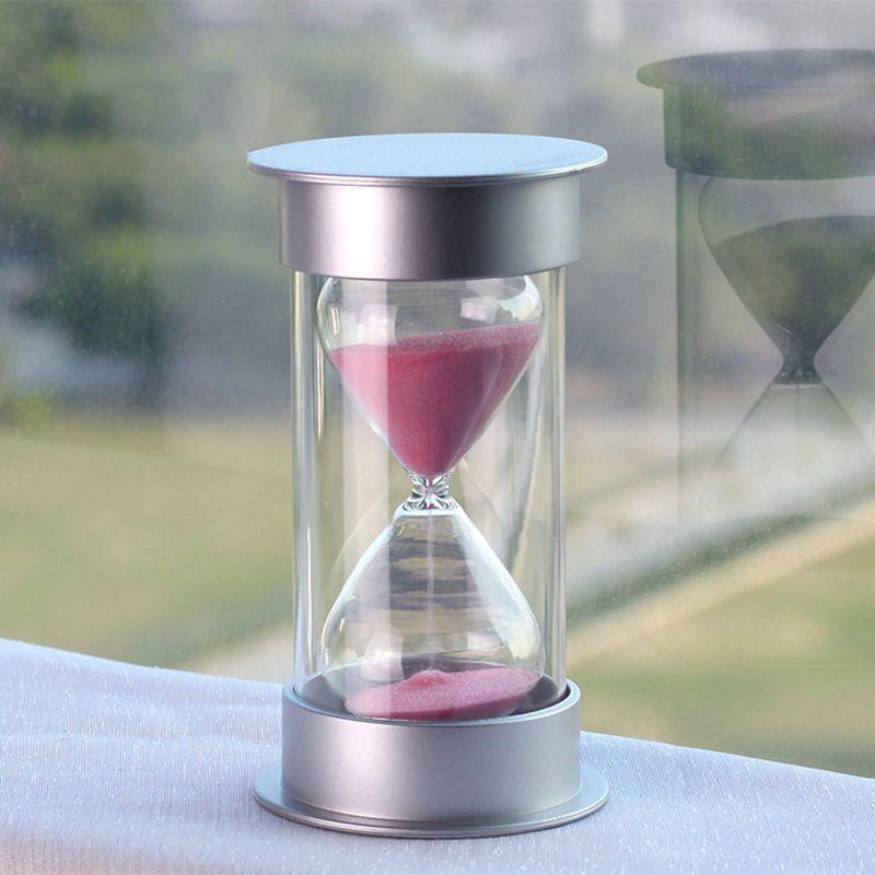 Sablier-20-Minutes-Hourglass-Minuteur-de-Jeu-Decoration-de-Maison-Z5U5 miniature 5