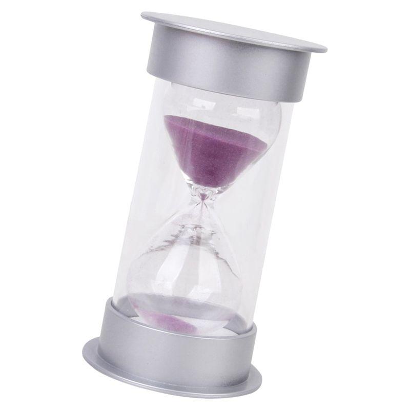 Sablier-20-Minutes-Hourglass-Minuteur-de-Jeu-Decoration-de-Maison-Z5U5 miniature 7