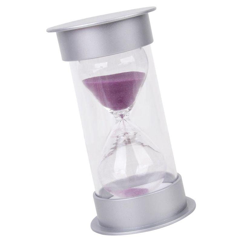 Sablier-20-Minutes-Hourglass-Minuteur-de-Jeu-Decoration-de-Maison-Z5U5 miniature 8