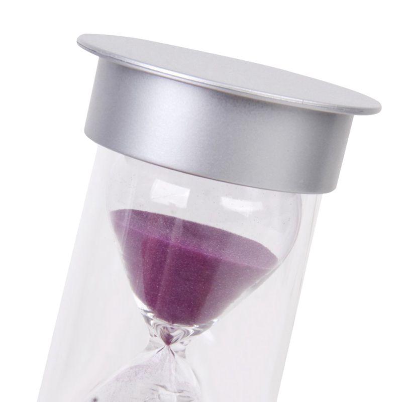 Sablier-20-Minutes-Hourglass-Minuteur-de-Jeu-Decoration-de-Maison-Z5U5 miniature 12