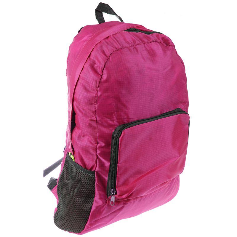 2X(Lightweight Foldable Waterproof Nylon Women Men Skin Pack Backpack 20L  Tra TD 670d58edf2