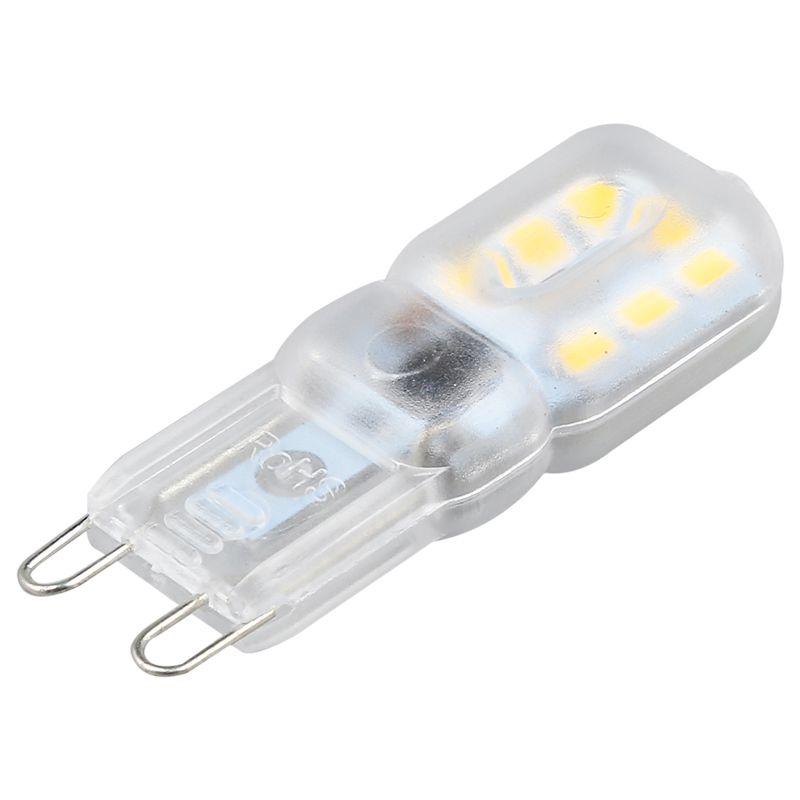 G9-3W-2835-SMD-No-Dimmable-LED-Spot-Light-Energy-Saving-Corn-Bulb-Lamp-220V-R6M7 thumbnail 2