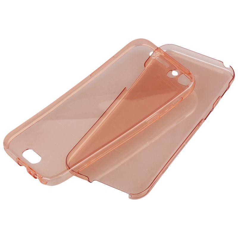 3X-Neu-360-Grad-Handy-Huelle-Rundum-Schutz-Cover-Tasche-TPU-Case-Vorne-Hi-L3O1 Indexbild 14