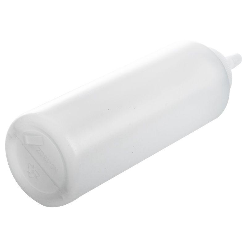 plastica spremere Bottiglia condimento Dispenser Ketchup Salsa di Senape Chiaro