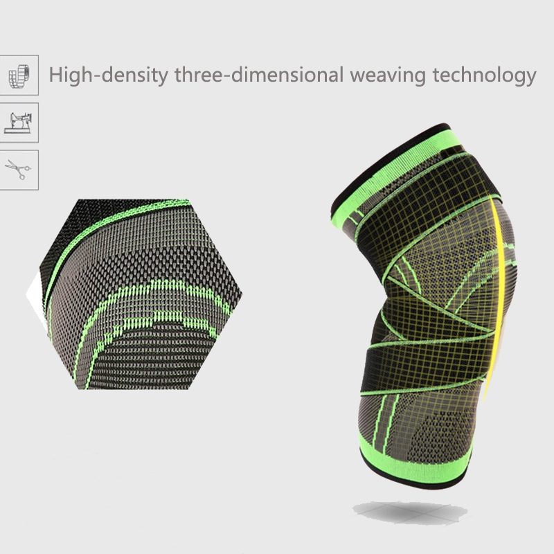 3D-weaving-pressurization-knee-brace-hiking-cycling-knee-Support-Protector-A3H7 thumbnail 4