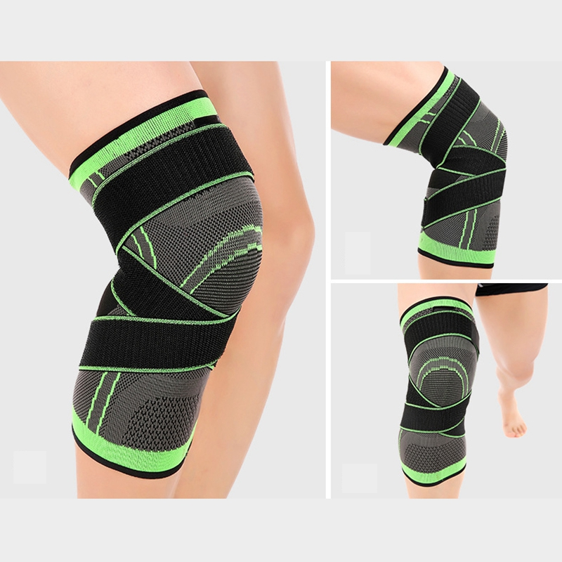 3D-weaving-pressurization-knee-brace-hiking-cycling-knee-Support-Protector-A3H7 thumbnail 7