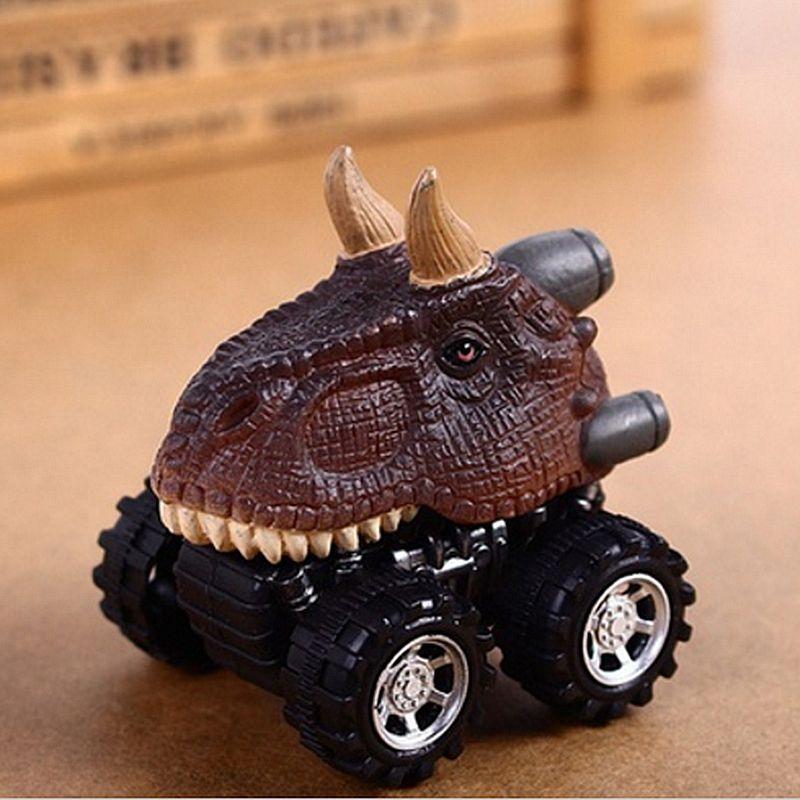 Children'S Day Geschenk Spielzeug Dinosaurier Modell Mini Spielzeugauto Rue U4H9