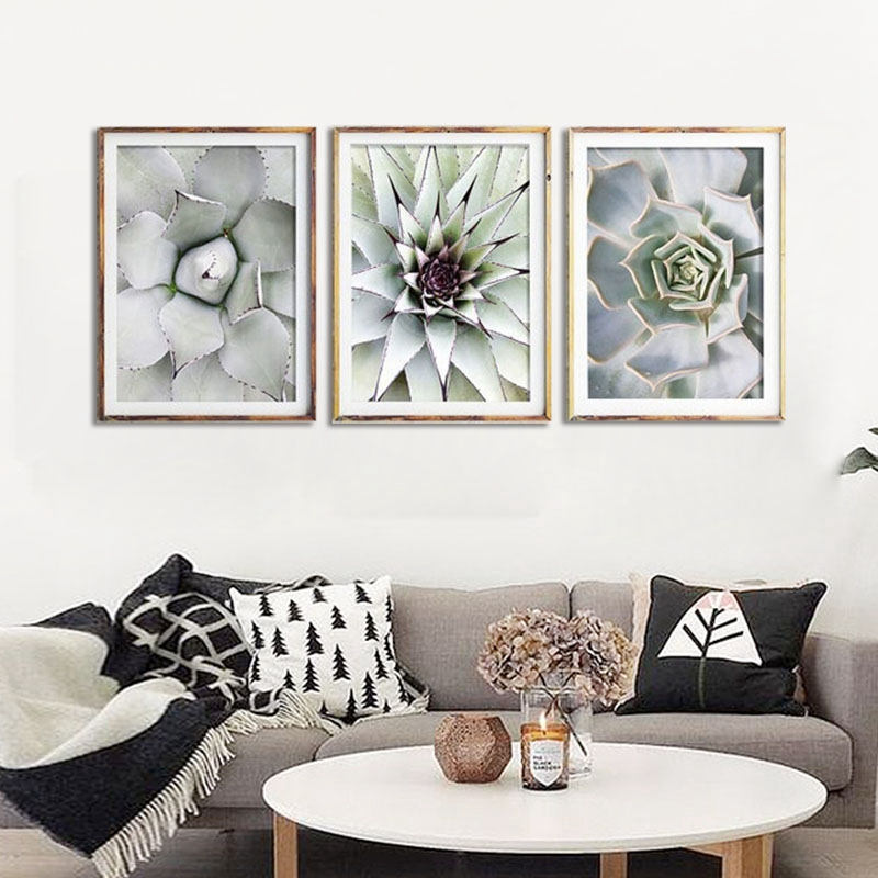 3-Stuecke-Schoene-pflanze-Kaktus-Grosse-Groesse-HD-Moderne-Home-Decor-Wanda-P5V9 Indexbild 5