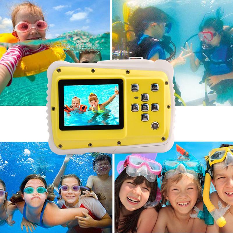 Mini-2-pouces-Plein-HD-720P-Appareil-photo-reflex-numerique-Grand-angle-de-1-3J6 miniature 4