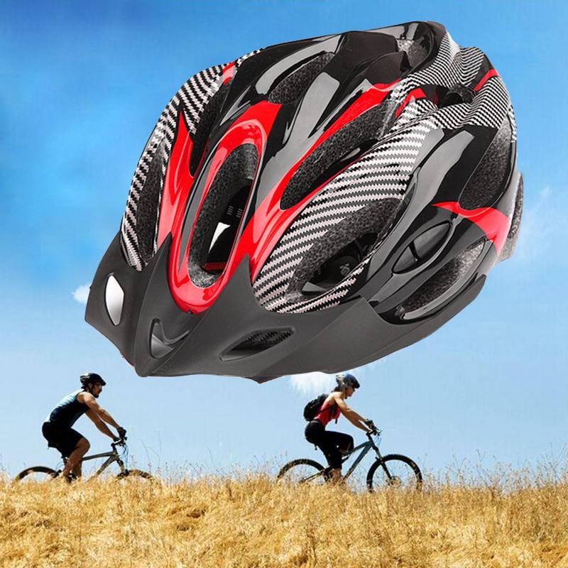 Casco-de-bicicleta-de-montana-bicicleta-Casco-de-ciclismo-de-seguridad-prote-6P6 miniatura 6