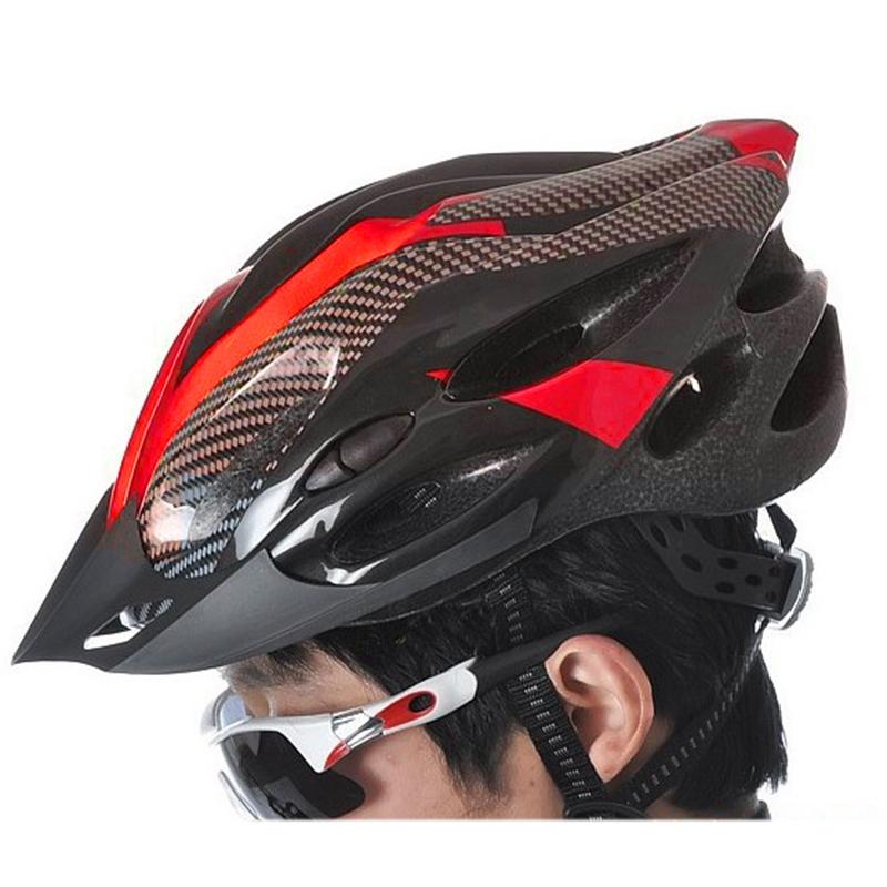 Casco-de-bicicleta-de-montana-bicicleta-Casco-de-ciclismo-de-seguridad-prote-6P6 miniatura 7