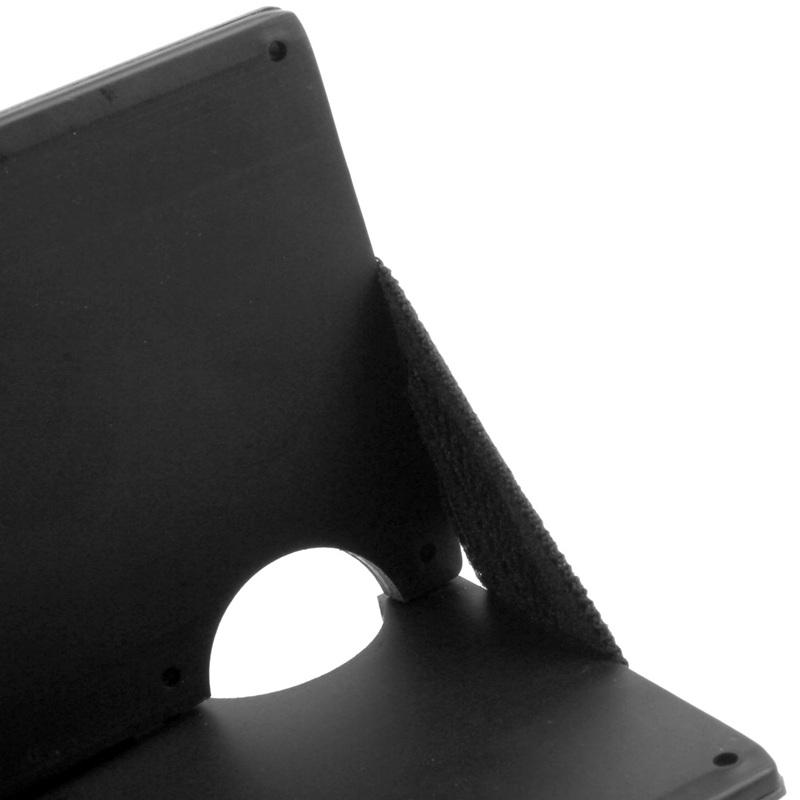 Moderne-minimalistische-Brieftasche-Universal-duenner-Geldbeutel-Kohlefaser-C7G5 Indexbild 11