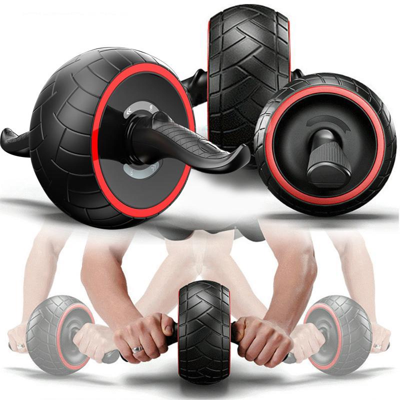 aptitude-entrainement-rapide-exercice-abdominaux-de-rouleau-d-039-Ab-rebond-de-SC miniature 5