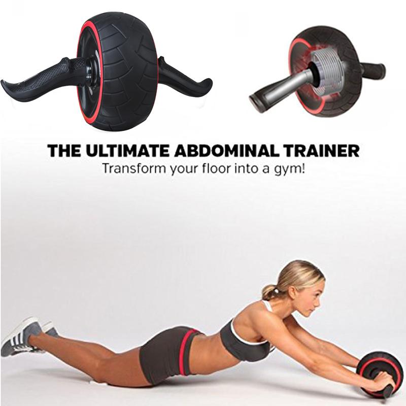 aptitude-entrainement-rapide-exercice-abdominaux-de-rouleau-d-039-Ab-rebond-de-SC miniature 6