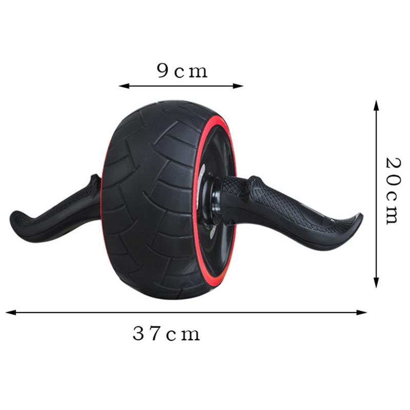 aptitude-entrainement-rapide-exercice-abdominaux-de-rouleau-d-039-Ab-rebond-de-SC miniature 10
