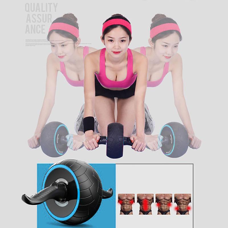 aptitude-entrainement-rapide-exercice-abdominaux-de-rouleau-d-039-Ab-rebond-de-SC miniature 18