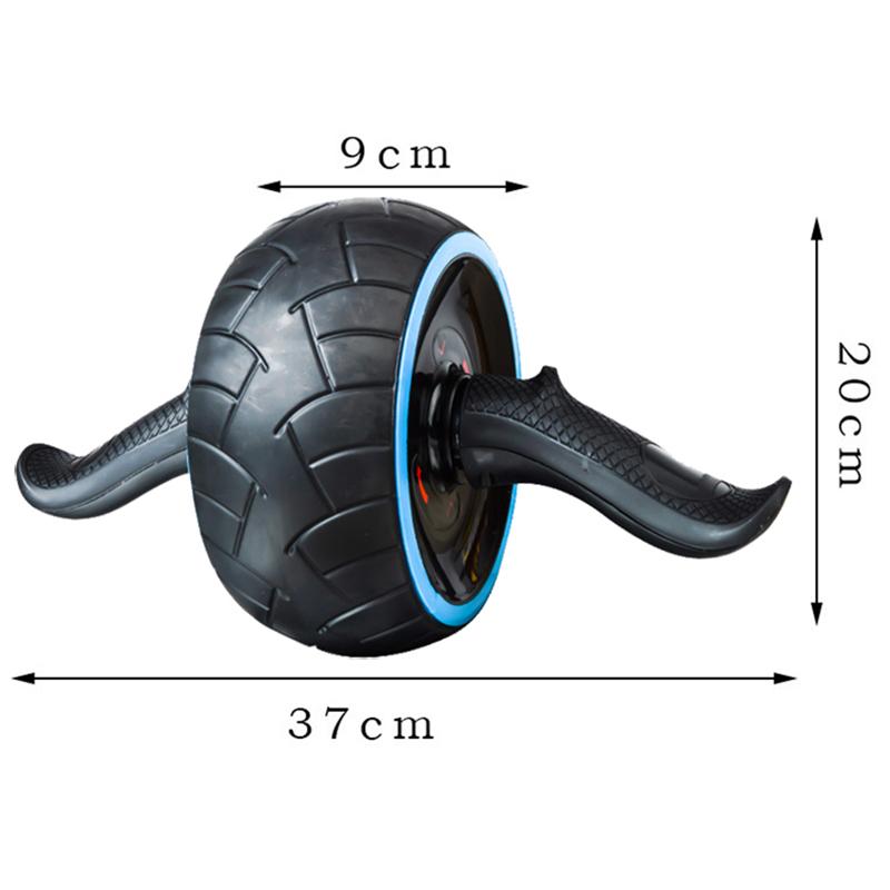 aptitude-entrainement-rapide-exercice-abdominaux-de-rouleau-d-039-Ab-rebond-de-SC miniature 19