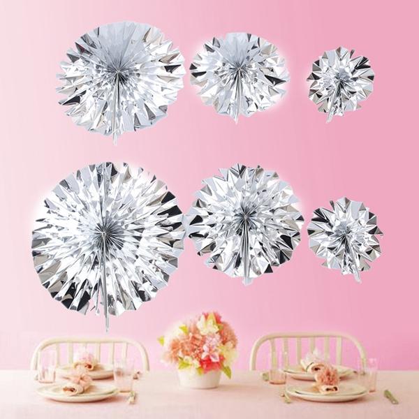 6-piezas-set-ventilador-de-papel-flor-Europea-estilo-fiesta-decoracion-Y8E2 miniatura 11