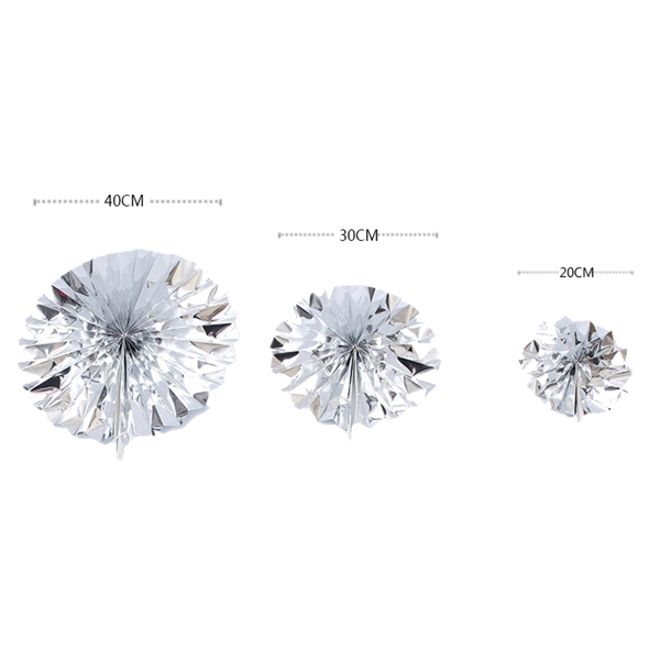 6-piezas-set-ventilador-de-papel-flor-Europea-estilo-fiesta-decoracion-Y8E2 miniatura 16