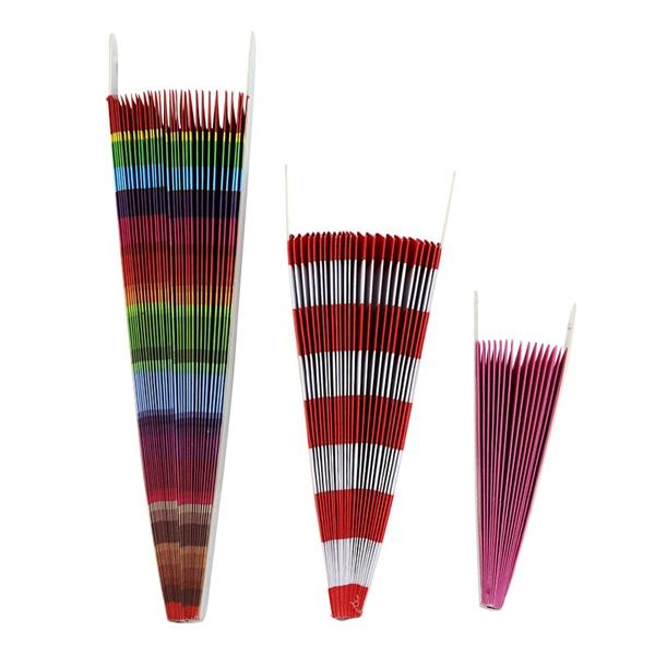 6-piezas-set-ventilador-de-papel-flor-Europea-estilo-fiesta-decoracion-T1K7 miniatura 6