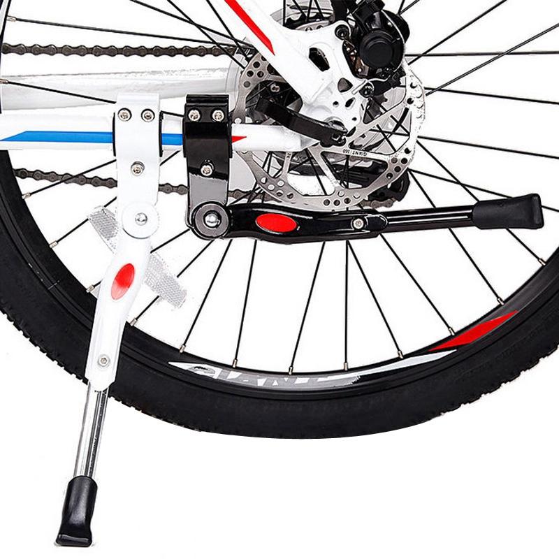 Bequille-en-alliage-d-039-aluminium-reglable-pour-piece-de-cyclisme-de-velo-VTT-SC miniature 4
