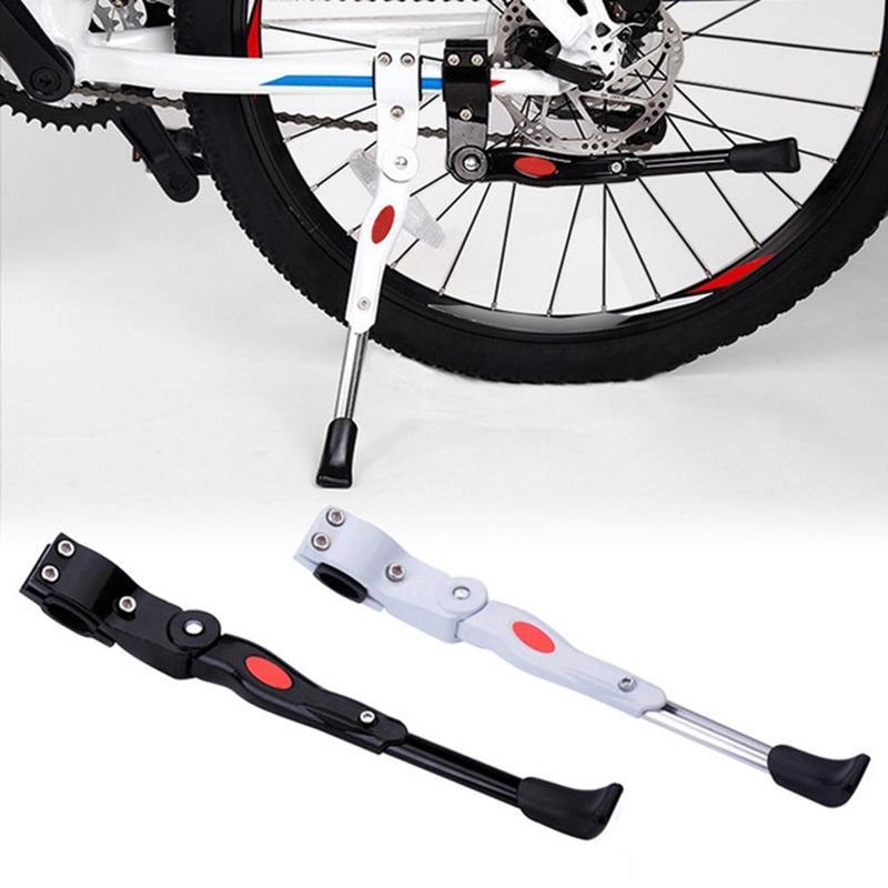Bequille-en-alliage-d-039-aluminium-reglable-pour-piece-de-cyclisme-de-velo-VTT-SC miniature 9