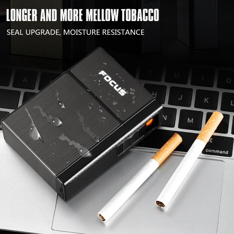2X-Capacidad-de-20-piezas-para-cigarrillos-Caja-de-cigarrillos-de-moda-con-H9E7 miniatura 7