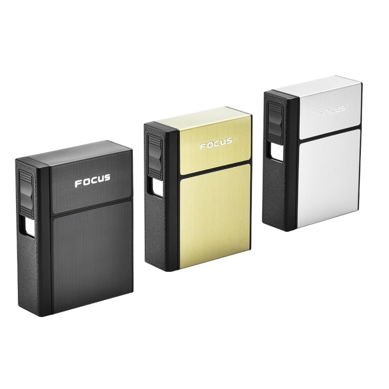 2X-Capacidad-de-20-piezas-para-cigarrillos-Caja-de-cigarrillos-de-moda-con-H9E7 miniatura 19