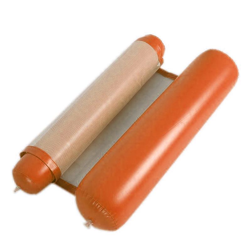 Piscine-d-039-ete-Hamac-d-039-eau-Chaise-flottante-Lit-flottant-PVC-Eau-de-baignade-SC miniature 11