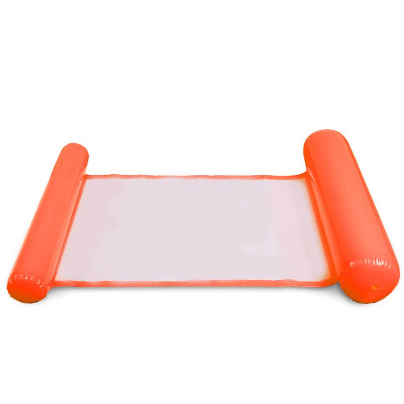Piscine-d-039-ete-Hamac-d-039-eau-Chaise-flottante-Lit-flottant-PVC-Eau-de-baignade-SC miniature 12