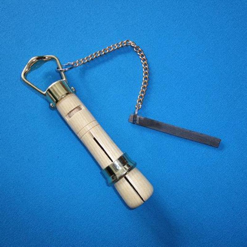 Pince-a-pointe-en-bois-Reparation-de-la-queue-de-billard-Outil-de-reparatio-K1Y7 miniature 8