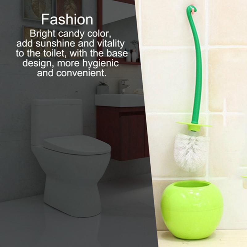 Creative-Lovely-Cherry-Shape-Clean-Tool-Toilet-Bathroom-