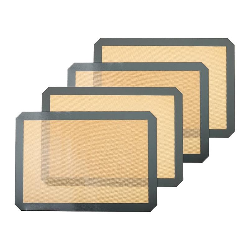 1pcs-Protection-de-l-039-environnement-reutilisable-Tapis-de-cuisson-en-silicone-R5 miniature 5