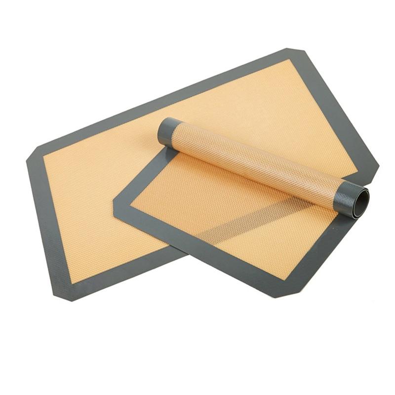 1pcs-Protection-de-l-039-environnement-reutilisable-Tapis-de-cuisson-en-silicone-R5 miniature 7