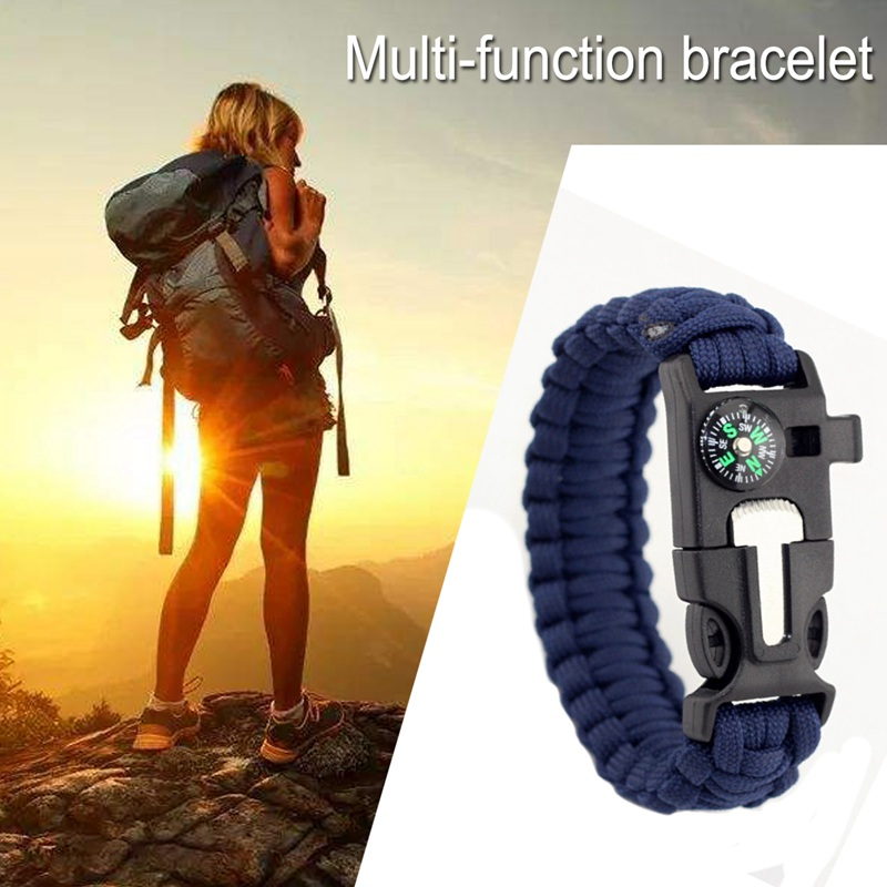 thumbnail 4 - Multifunctional Outdoor field Travel Emergency survival equipment compass I5G8