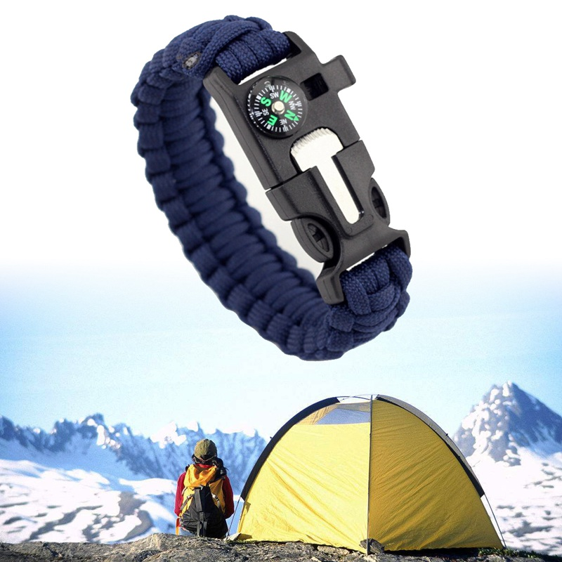 thumbnail 5 - Multifunctional Outdoor field Travel Emergency survival equipment compass I5G8